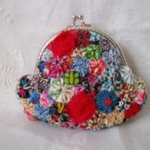 Portemonnaie Schmetterling