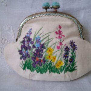 Portemonnaie Blume